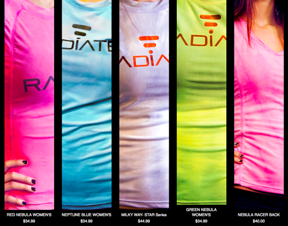 Radiate Athletics Shirts for Women