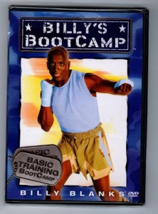 Billy's Boot Camp Basic Training DVD
