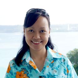Me in Guam, April 2012