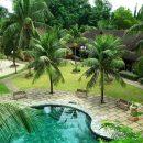 Heart-Shaped Pool in Bohol