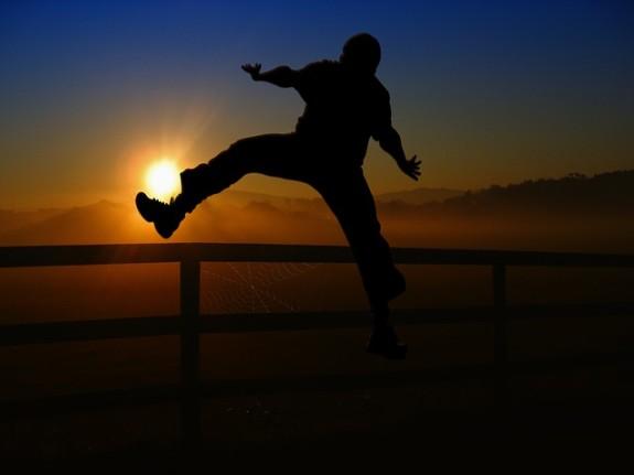 Kicking the sun